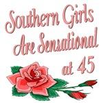 Sensational 45th