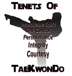 Traditional Taekwondo Tenets