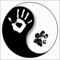 Paw & Hand Yin Yang
