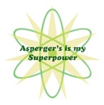Asperger's Is My Superpower