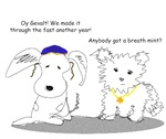 Kosher Dogs After Shul