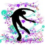 Ice Skater Spin