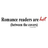 Romance readers are hot (between the covers)