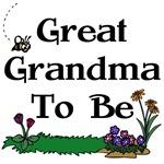 Great Grandma To Be Gardener