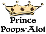 Prince Poops-Alot