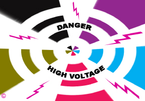 HUMOR/HIGH VOLTAGE
