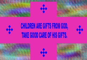 RELIGION/GIFTS FROM GOD