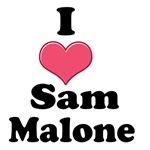 I Heart Sam Malone 1