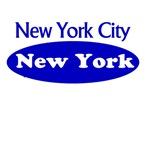 Blue New York New York