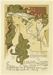 French Art Nouveau Vintage