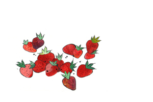 Strawberries Items