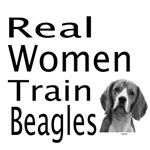 Real Women Train Beagles