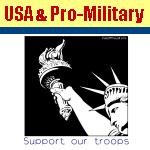 Patriotic & Pro-Military Shirts