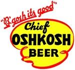 Chief Oshkosh Beer
