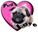 Pug Love Gifts / Merchandise