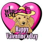 Labrador Retriever  Valentines Day Gifts