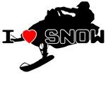 I Heart Snow Design