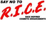 Say No To Rice Design