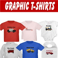 Kid's Graphic Tees