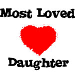 Most Loved Daughter