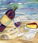 Wine Paintings