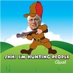 Cheney Hunting