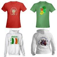 New Designs! Celtic Clothing for the Family