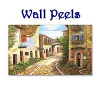 New! Wall Peels
