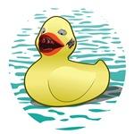 Zombie Rubber Ducky
