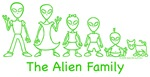 The Alien Family