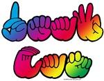 DEAF CAN Rainbow