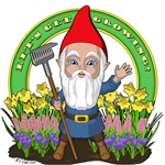 Let's Get Growing Garden Gnome