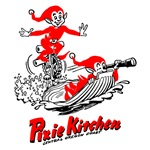 Pixie Kitchen Shell Scooter