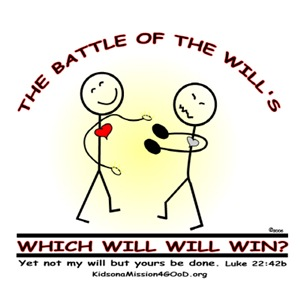 Battle of the Wills