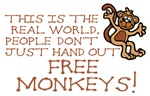 No Free Monkeys