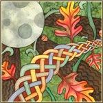 Celtic Harvest Moon