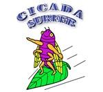 CICADA SURFER