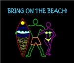 BRING ON THE BEACH!