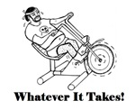 WHATEVER IT TAKES!