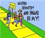 ALGEBRA, CHEMISTY, AND