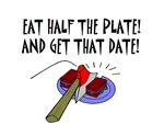 HALF THE PLATE GET THAT DATE!