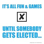 5/5: Fun & Games Until Somebody Elected