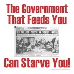5/8: Gov't That Feeds You