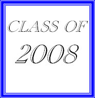 Class of 2008 t-shirts
