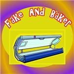 Fake and Bake Tanning
