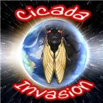 Cicada Earth Invasion Brood II