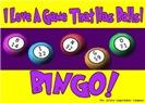 I Love a Game That has Balls BINGO