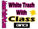 JTP Logo White Trash With Class