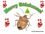 Stink Bug Christmas