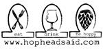 eat, drink, be hoppy